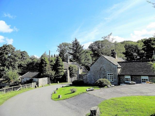 West Lodge, Minsteracres