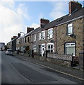 SM9005 : Warwick Road houses, Milford Haven by Jaggery