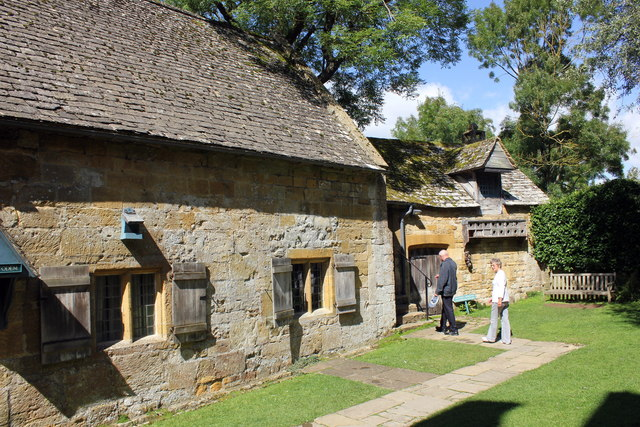 The Priest's House at Snowshill Manor