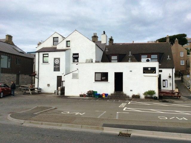 The Ferry Inn, Stromness