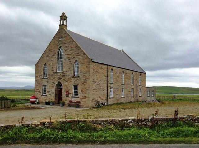 Twatt Parish Church
