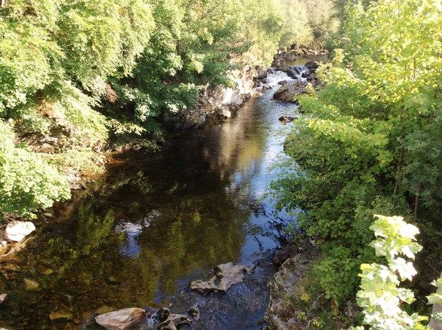Clunie Water, Braemar