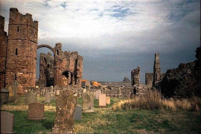 Holy Island Churchyard