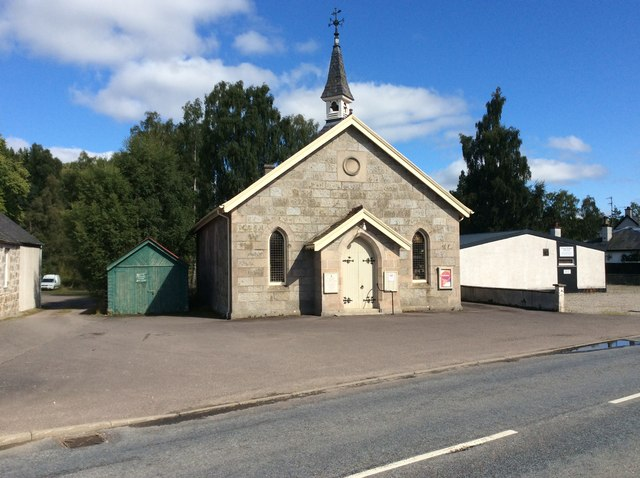 Dulnain Bridge Church