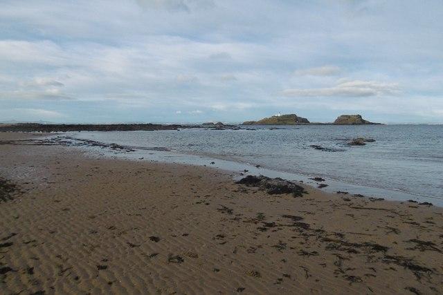 Beach, Yellow Craig