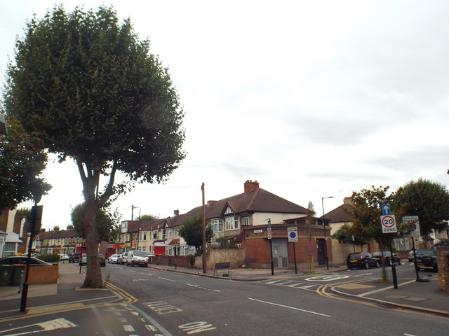 Katherine Road, near Forest Gate