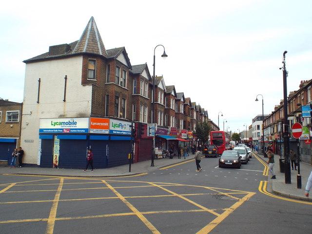 High Street North, East Ham