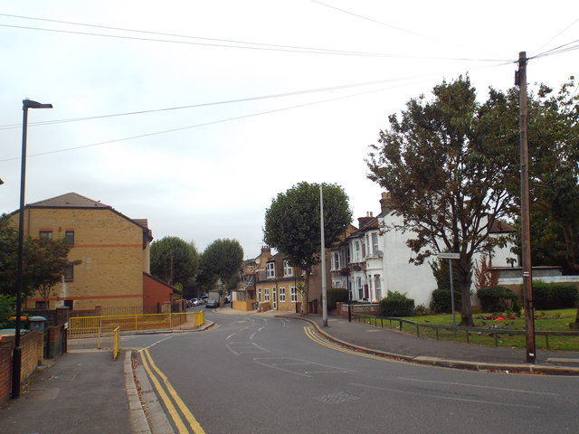 Grangewood Street, Upton Park