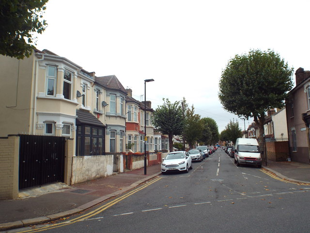 Eversleigh Road, Upton Park