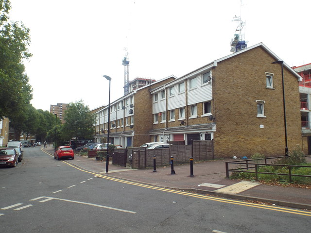 William Morley Close, Upton Park
