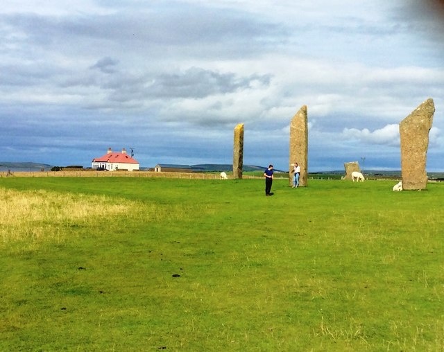 The Standing Stones of Stenness