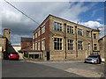 SE2135 : Sunny Bank Mills - Sandsgate building by Stephen Craven