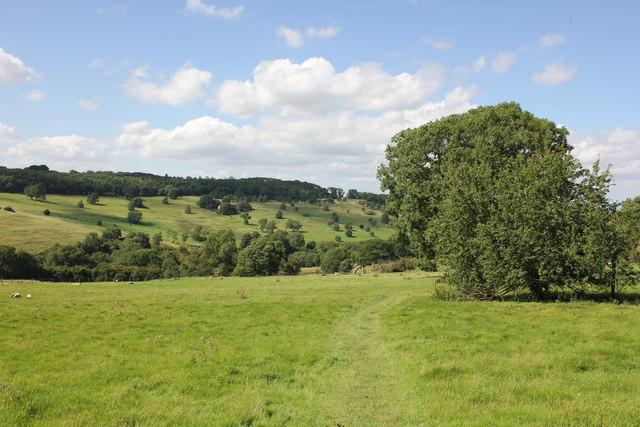 The Winchcombe Way at Snowshill Manor