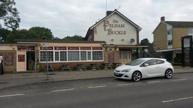 The Pelham Buckle public house