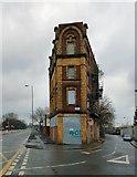 SJ8499 : Rochdale Road tenements by Gerald England