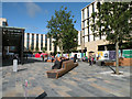 TL4259 : Market Square, Eddington by Keith Edkins