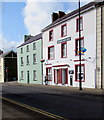 SM9005 : Repainting the Belhaven House Hotel, Milford Haven by Jaggery