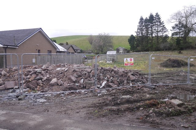 Demolition, Kinbuck