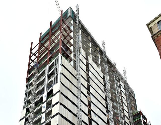 Windsor House redevelopment, Belfast - September 2017(3)