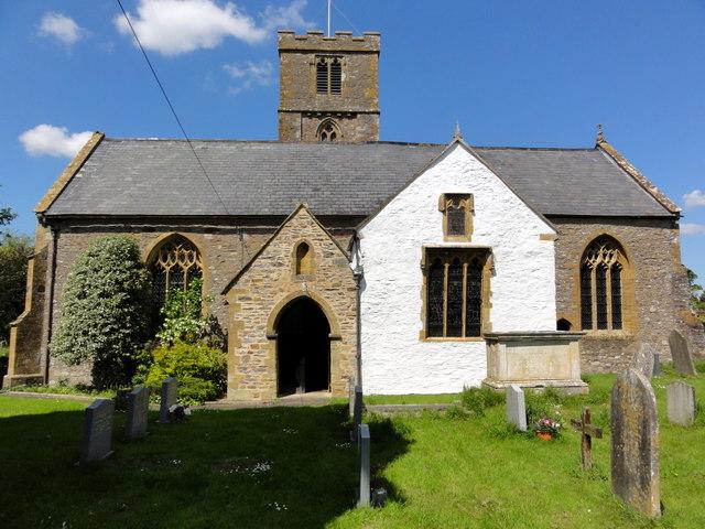 Creech St Michael Church
