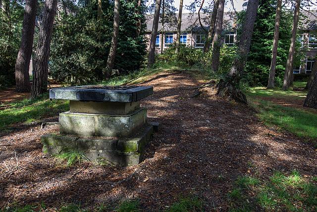 Talbot Heath School for Girls, Bournemouth - WWII Air Raid Shelter (1)
