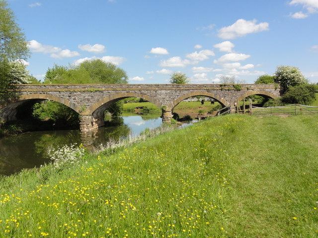 The Five Arch Bridge