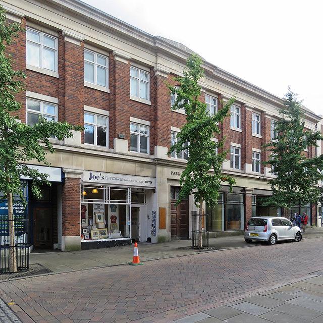 Park House, Friar Lane