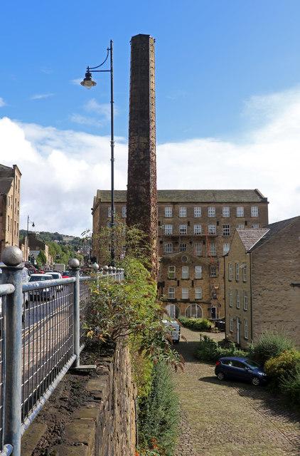 Sowerby Bridge Mills (Carlton Mill)