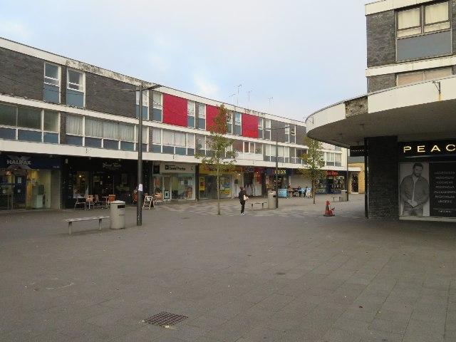 Queensmead - shopping in Farnborough