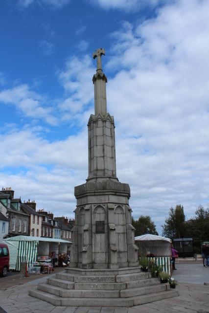 Mercat Cross, Wigtown