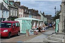 NX4355 : Market Day, Wigtown by Billy McCrorie