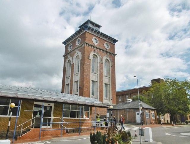 Gosport, water tower