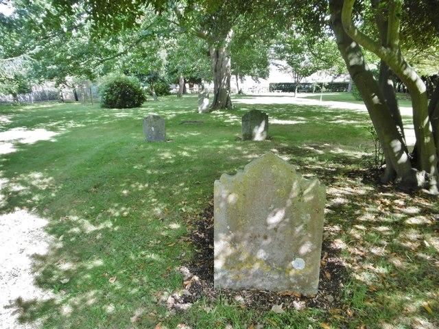 Gosport, gravestones