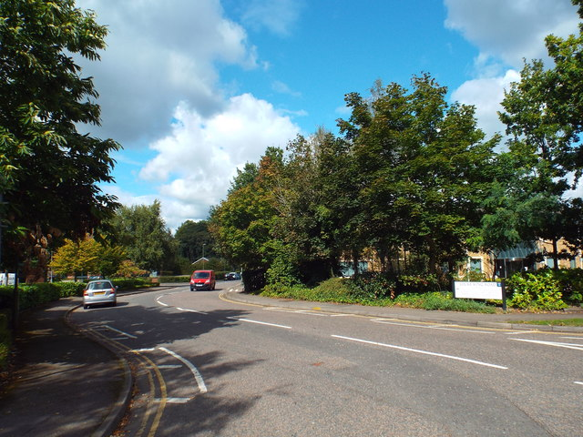 Locke King Road, near Weybridge