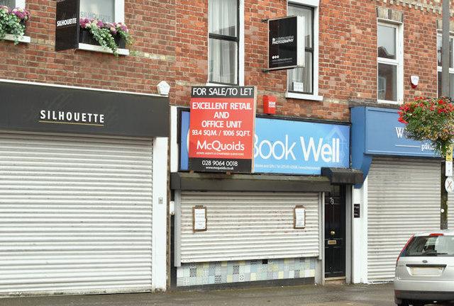 No 73/73A, Belmont Road, Belfast (September 2017)