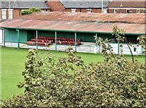 J3774 : Wilgar Park football ground, Belfast - September 2017(2) by Albert Bridge
