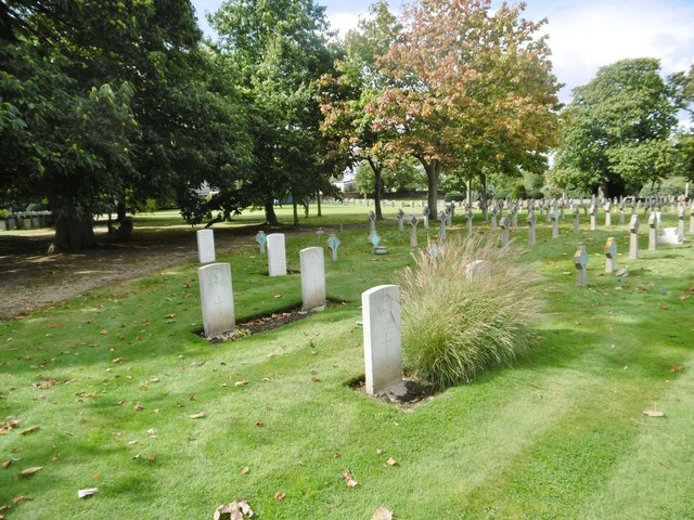Alverstoke, cemetery