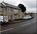 SO1610 : The King's Arms, Newtown, Ebbw Vale by Jaggery