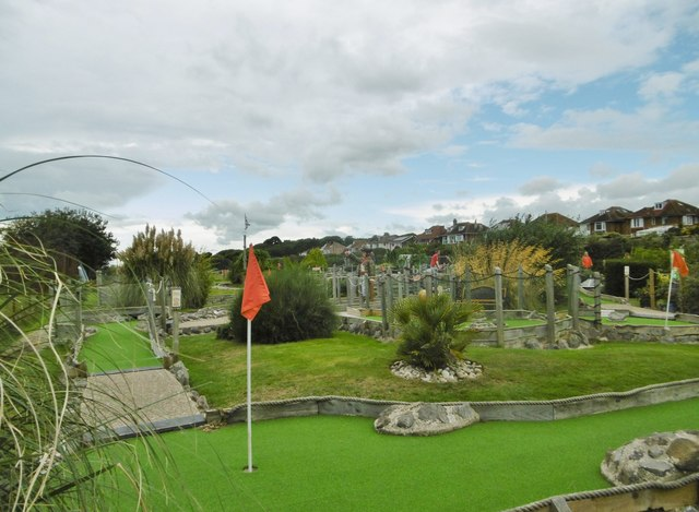 Alverstoke, mini-golf