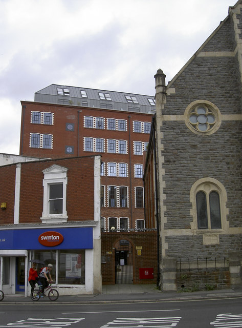 Bedminster institutions