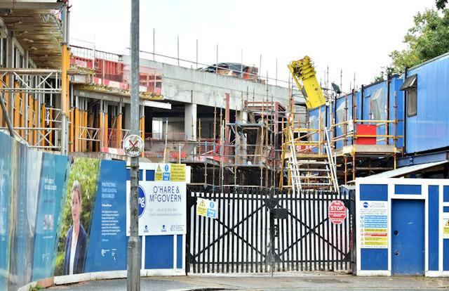 New School of Biological Sciences, Queen's University, Belfast (September 2017)