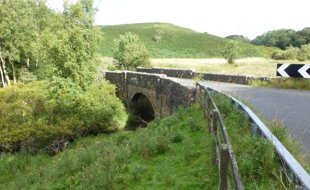 Bridge over the Ray Burn