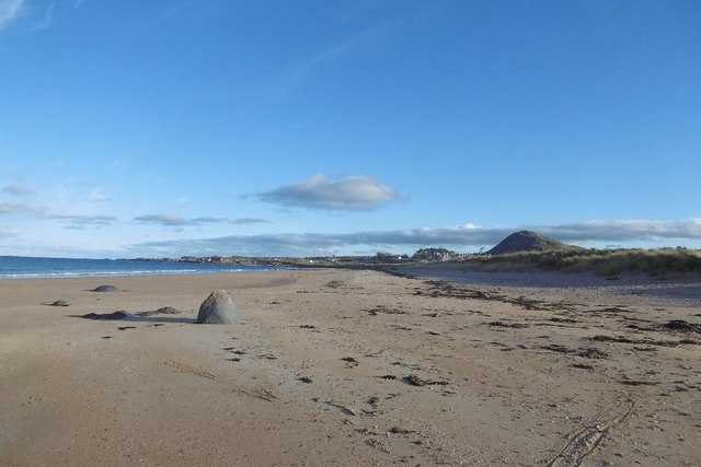 Beach off North Berwick