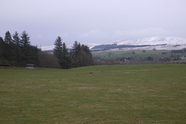 Field, Wester Feddal
