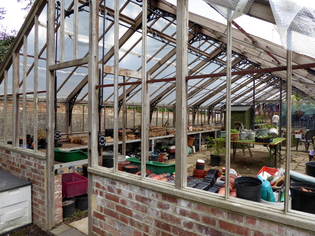 Alexandra Park Greenhouse