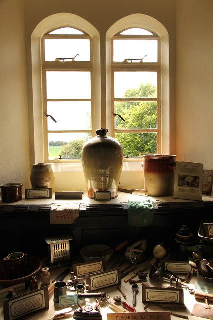 Magdalen College School - Museum