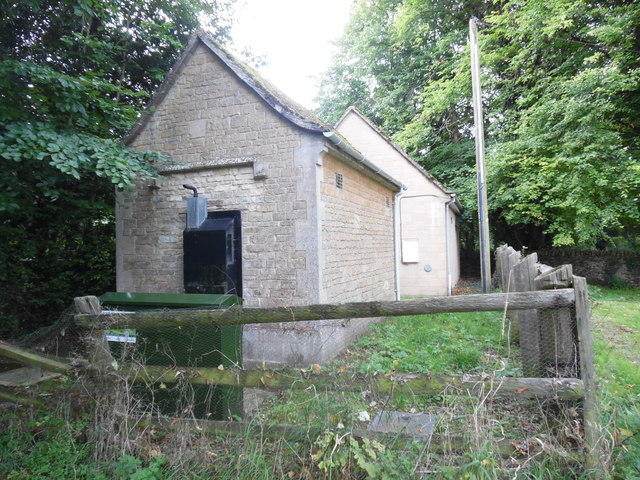 Buckland Telephone Exchange, Oxon