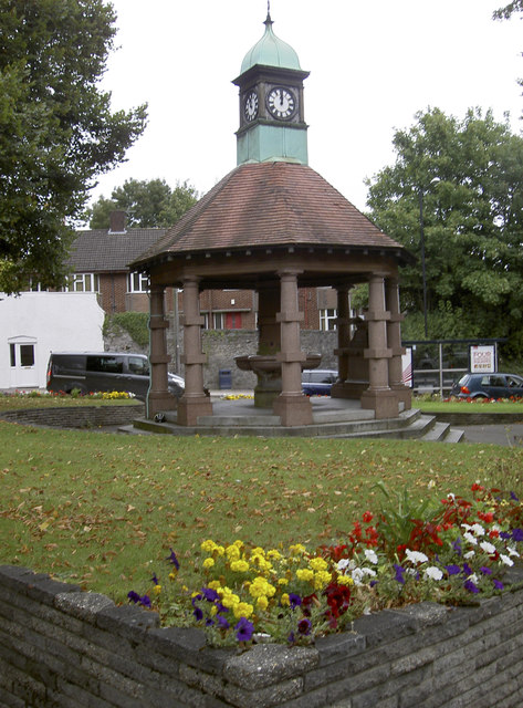 The Reverend's fountain