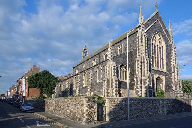 Holy Trinity Church, Ramsgate