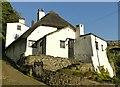 SE3457 : Manor Cottage, Knaresborough by Alan Murray-Rust